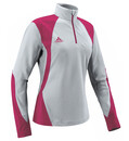 Vaude Women's Zimba LS raspberry/pebbles